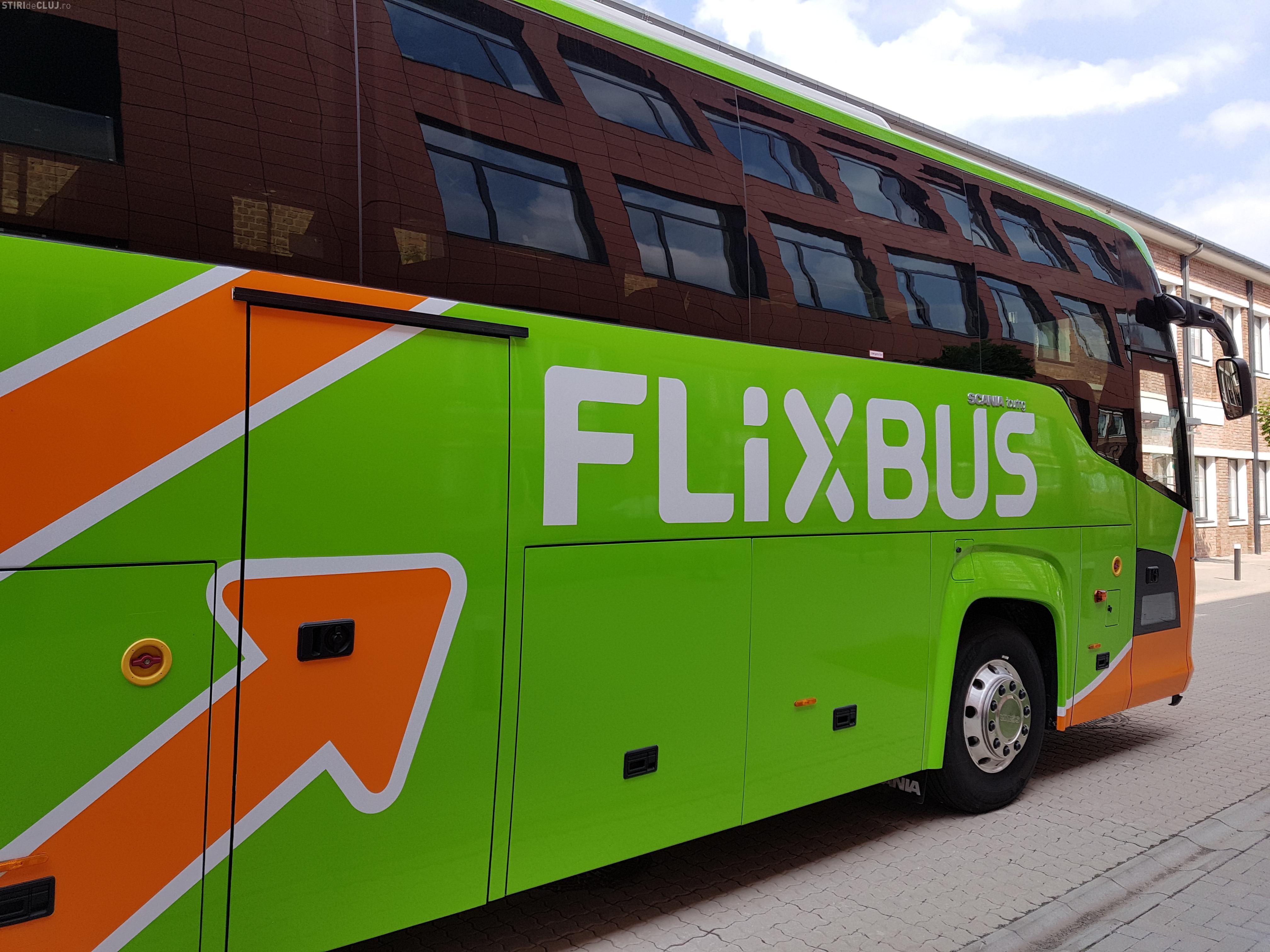 FlixBus a intrat în România. Autocarele VERZI, dotate ca la carte, leagă România de Europa la prețuri mici - VIDEO