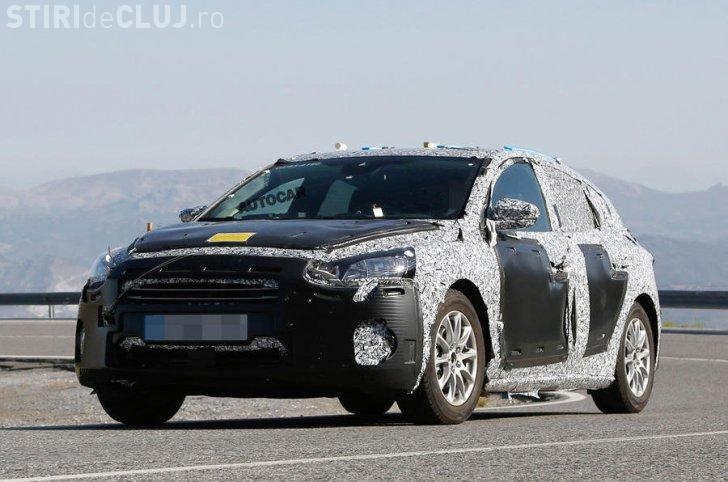 Imagini cu noul Ford Focus - FOTO