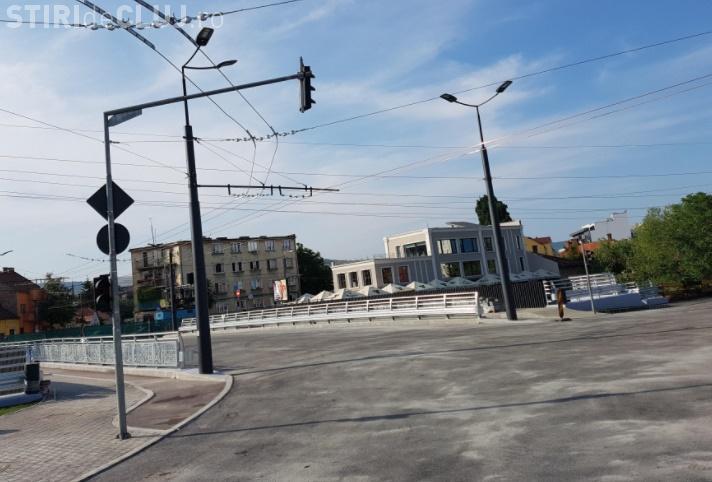 CTP Cluj anunță modificări majore după finalizarea lucrărilor la Podul Traian. Cum vor circula autobuzele și troleele de la 1 iulie