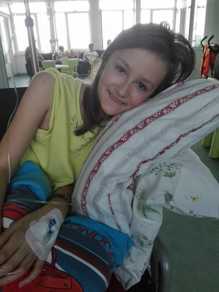 Donează pentru Cami, o fetiță minunată care are nevoie de ajutor - VIDEO