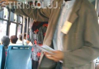 Clujean hărțuit de controlorii CTP, cu toate că avea abonament valabil: Încercau să mă dea jos din autobuz