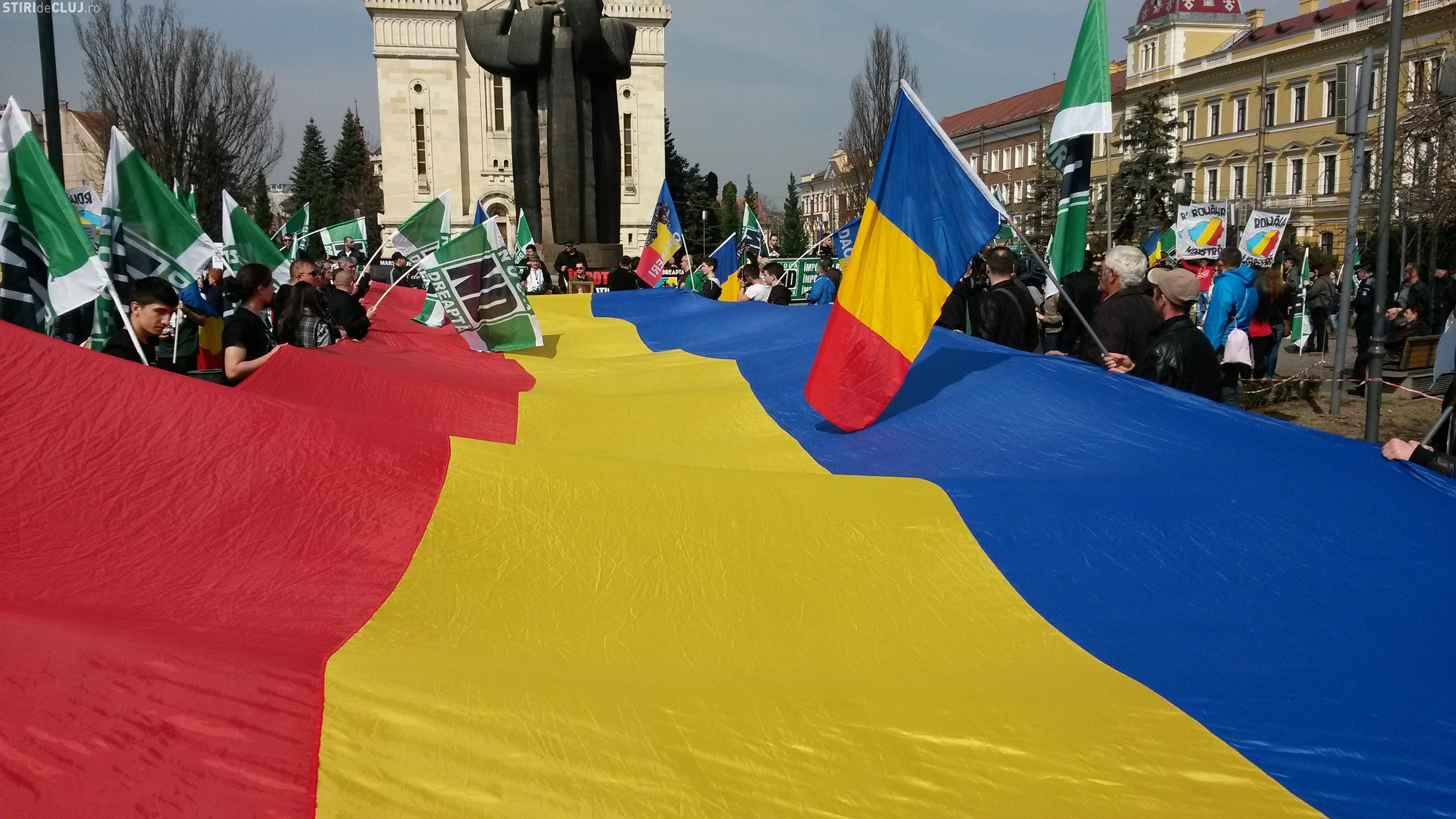 Noua Dreaptă iese în stradă sâmbătă, după marșul gay: Apărăm valorile naționale