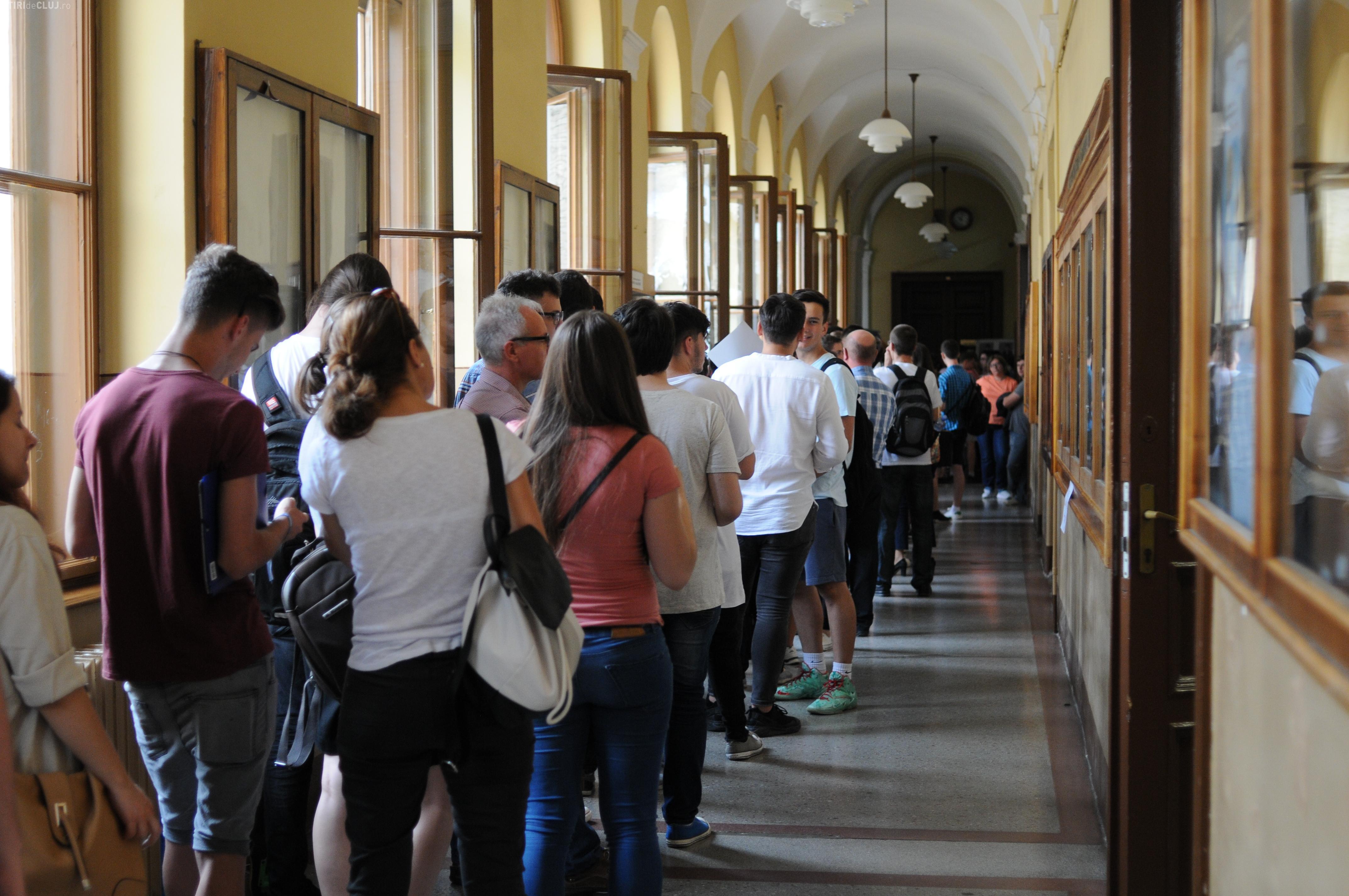 Înscrieri la UBB Cluj / ADMITERE 2017: Câte locuri bugetate sunt