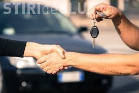 Schimb de mașini cu scandal la Cluj. S-a lăsat cu plângeri la Poliție