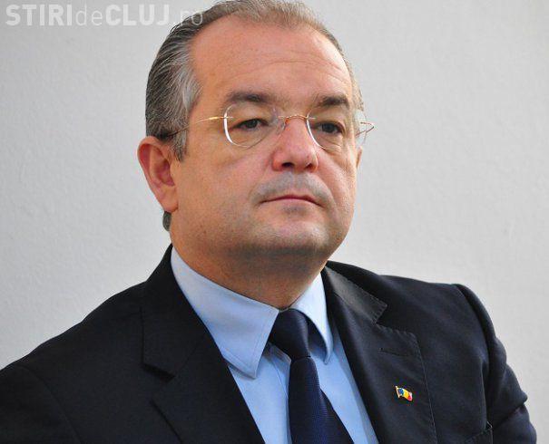 Ce a spus Emil Boc despre demiterea lui Sorin Grindeanu