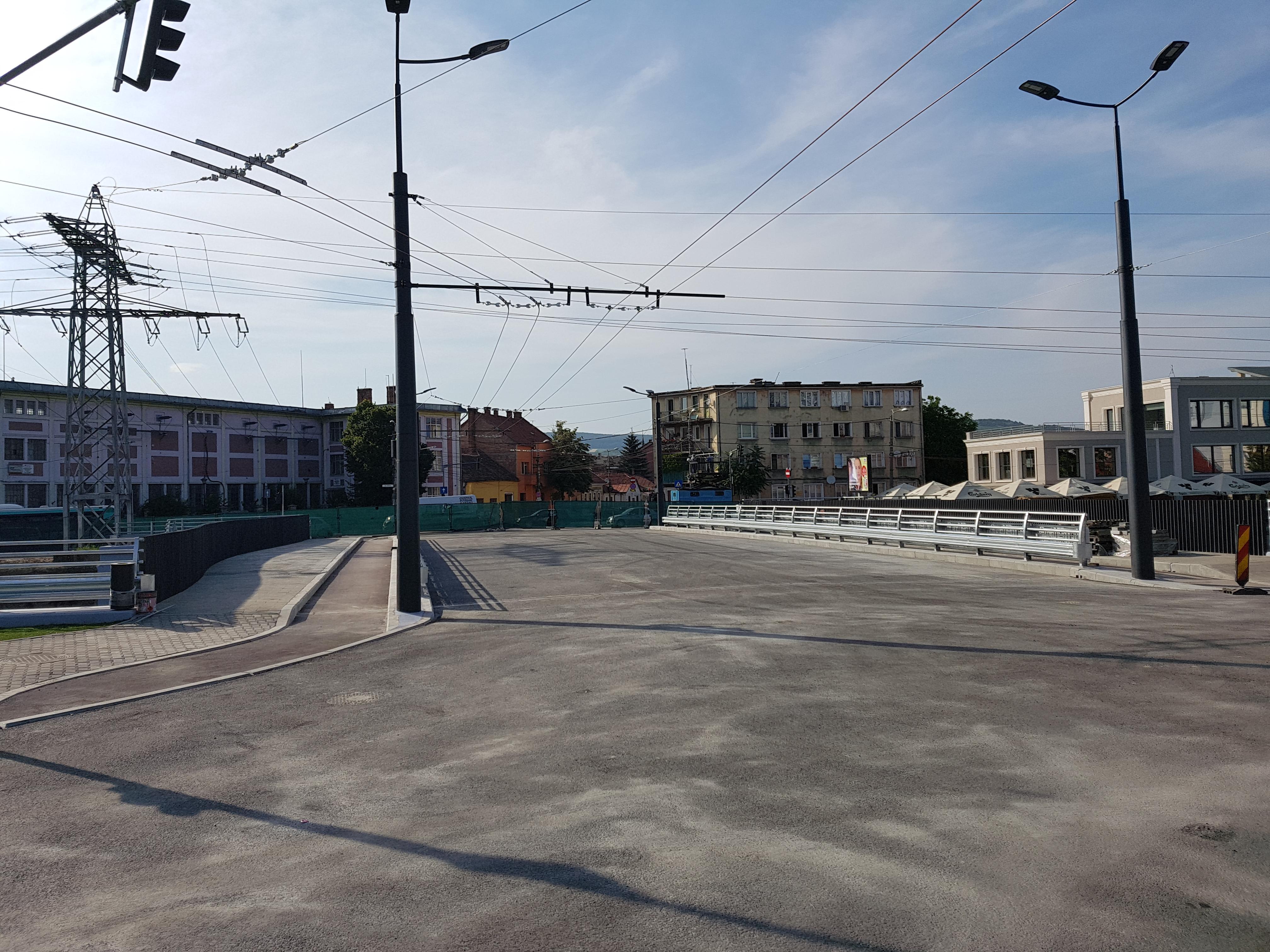 Podul Traian va fi inaugurat vineri dimineața
