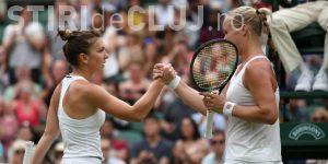 Victorie rapidă pentru Halep, în primul meci de la Wimbledon. Cu cine va juca în continuare