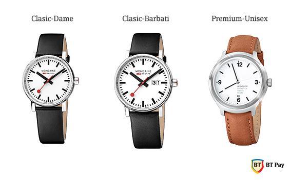 Banca Transilvania a scos un produs UNIC în România. De acum poți plăti cumpărăturile cu ceasul BT contactless