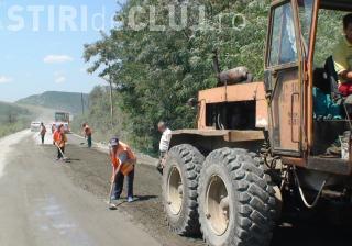 Fonduri suplimentare pentru reabilitarea drumurilor din județ. Câți bani a alocat Consiliul Județean Cluj