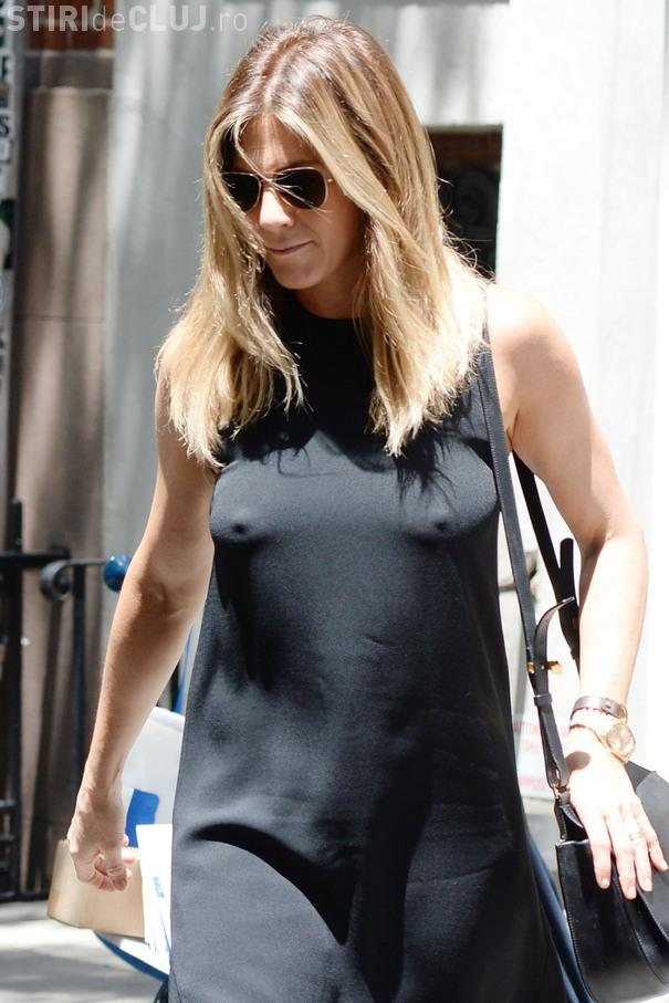 "Jennifer Aniston a vorbit despre mișcarea ""Free the Nipple"""