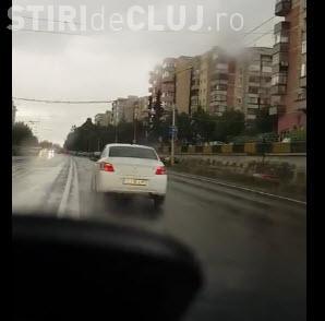 Șicanare în trafic, în Mărăști: Nu merită să aibă permis. Du filmarea la Poliția Rutieră - VIDEO