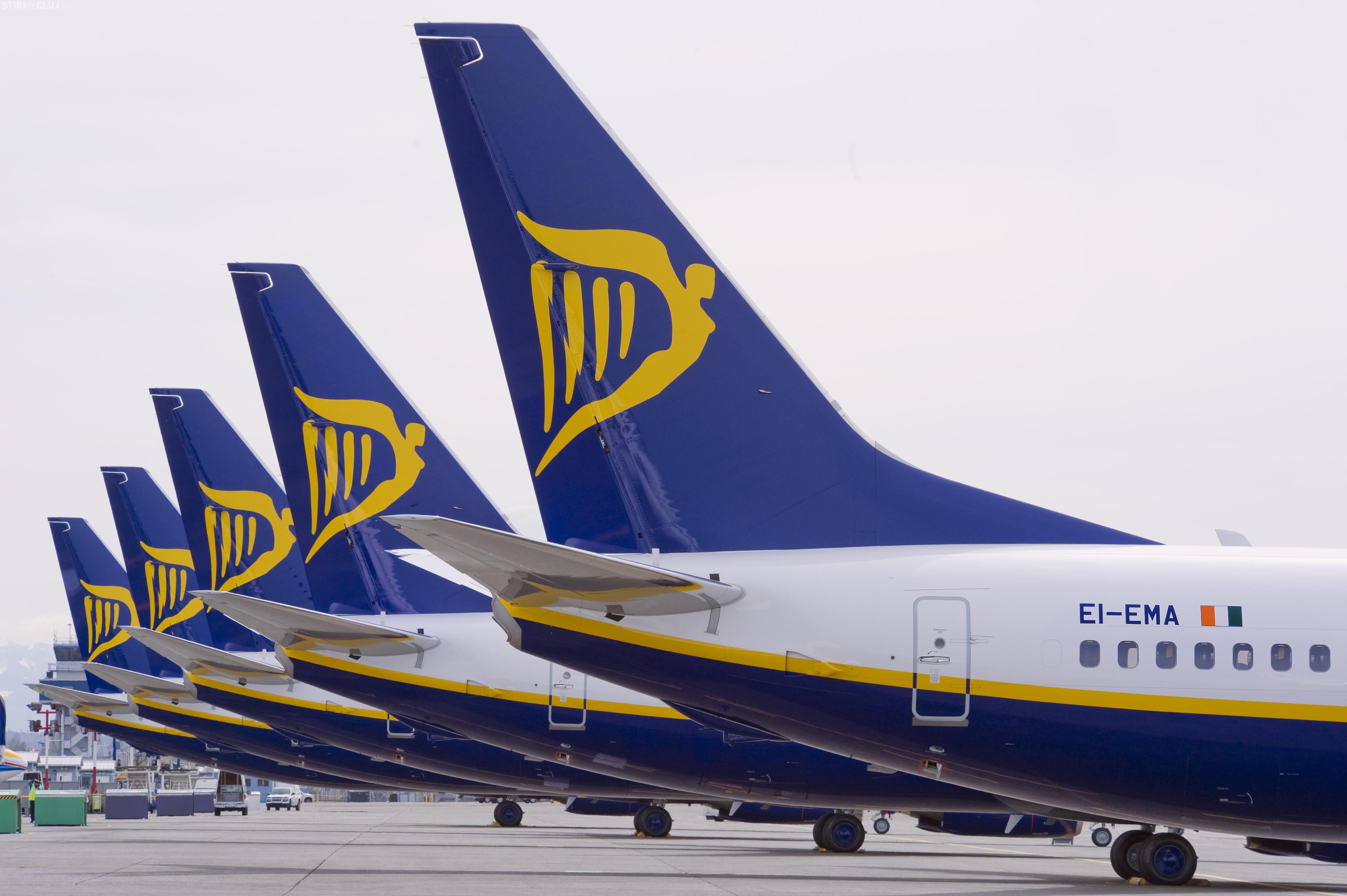 Ryanair e în război cu Wizz Air și easyjet. Se anunță reduceri de prețuri