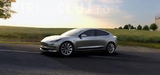 Tesla a livrat primele automobile Model 3. Compania are sute de mii de precomenzi