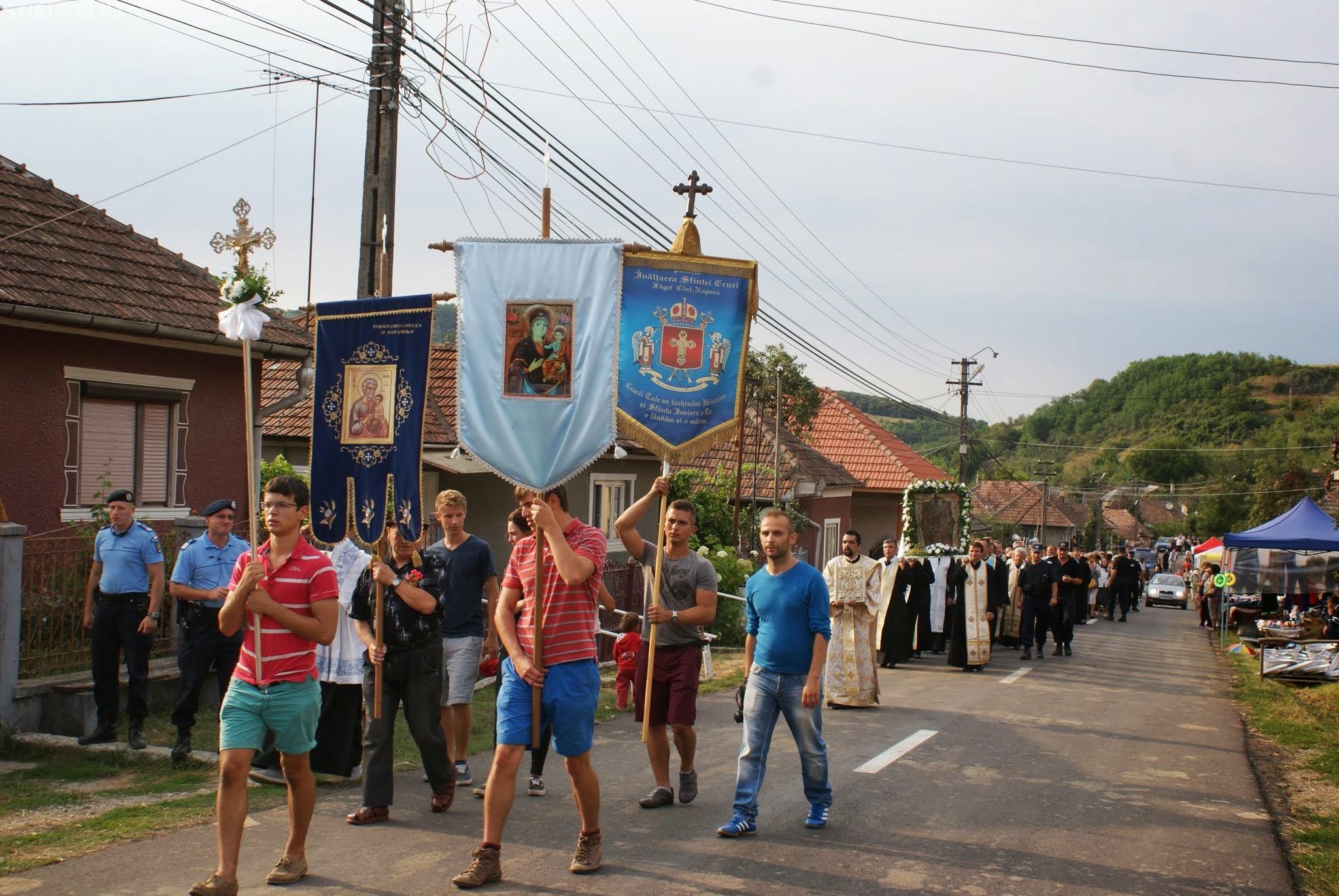Continuă pelerinajul greco-catolic de la Mănăstirea Nicula. Vezi care este programul de luni și marți