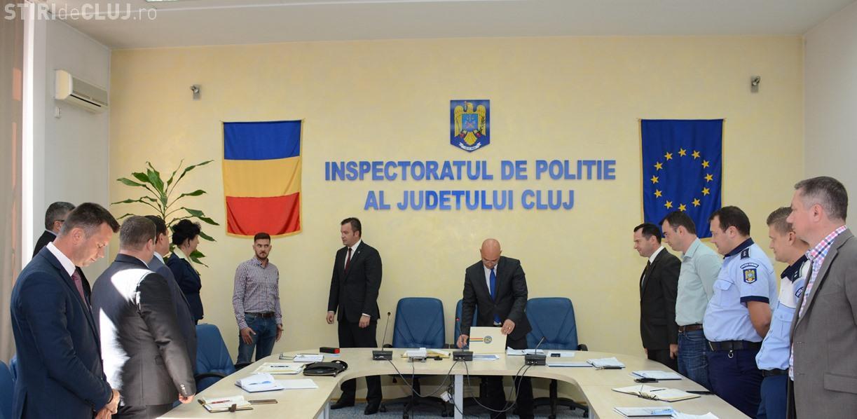 Clujean cu spirit civic, premiat de Poliție FOTO