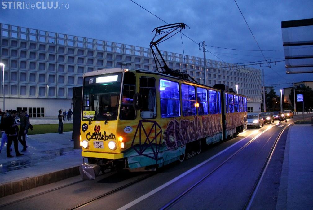 UNTOLD 2017: Tramvaiele nu vor circula