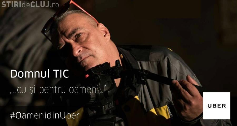 #OamenidinUBER: Domnul Tic (P)