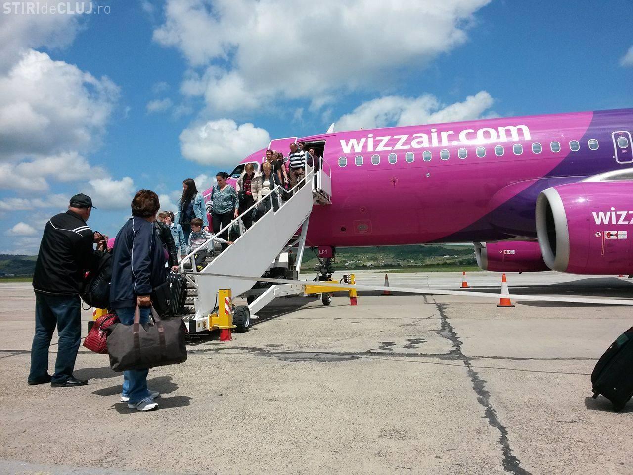 Cluj: Cine e bărbatul care a spus că are o BOMBĂ în avionul Wizz Air