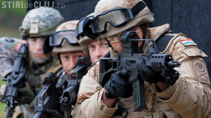 Care sunt țările FĂRĂ armată proprie