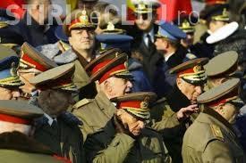Se retrag GENERALII României ca să nu piardă pensiile special. Şeful Jandarmeriei Române şi alţi 17 generali trec în rezervă