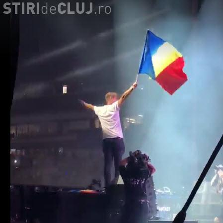 """Armin van Buuren, RECORD pe Cluj Arena. Până la ce oră a mixat. """"Să fie făcut cetățean român!"""" - VIDEO"""