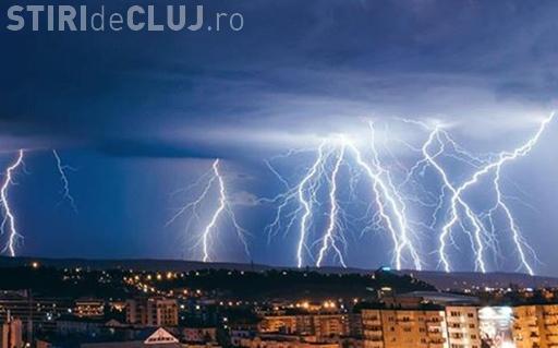 Meteorologii anunță că se strică vremea. Cum va fi vremea la Cluj