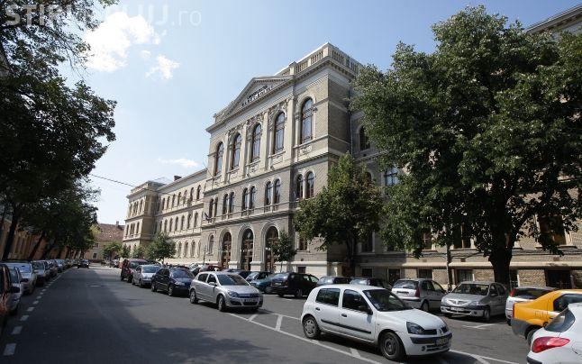 Strada Kogălniceanu se închide pentru că se filmează