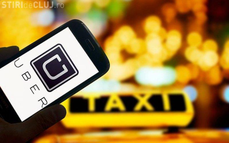 """Uber are un tarif record pentru Cluj. 5 euro pe kilometru / UPDATE: """"La UBER, tariful dinamic se declanșează automat"""""""