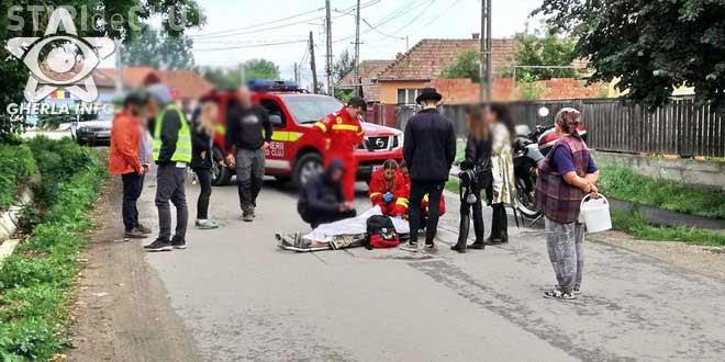 Petrecăreț de la Electric Castle, găsit leșinat pe o stradă din Bonțida FOTO