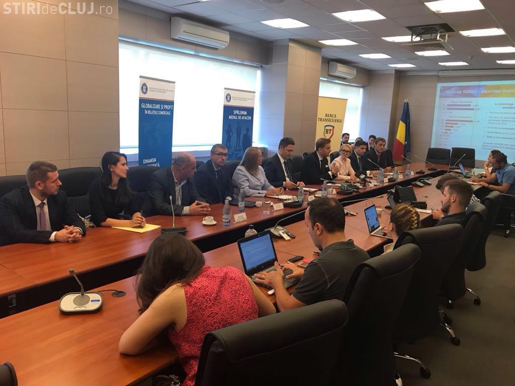 Banca Transilvania oferă credite antreprenorilor, în cadrul Programului Start-Up Nation