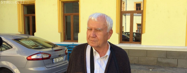 """Cluj: La 80 de ani a terminat studiile și e programator. """"Faceți școală! Nu leneviți"""""""