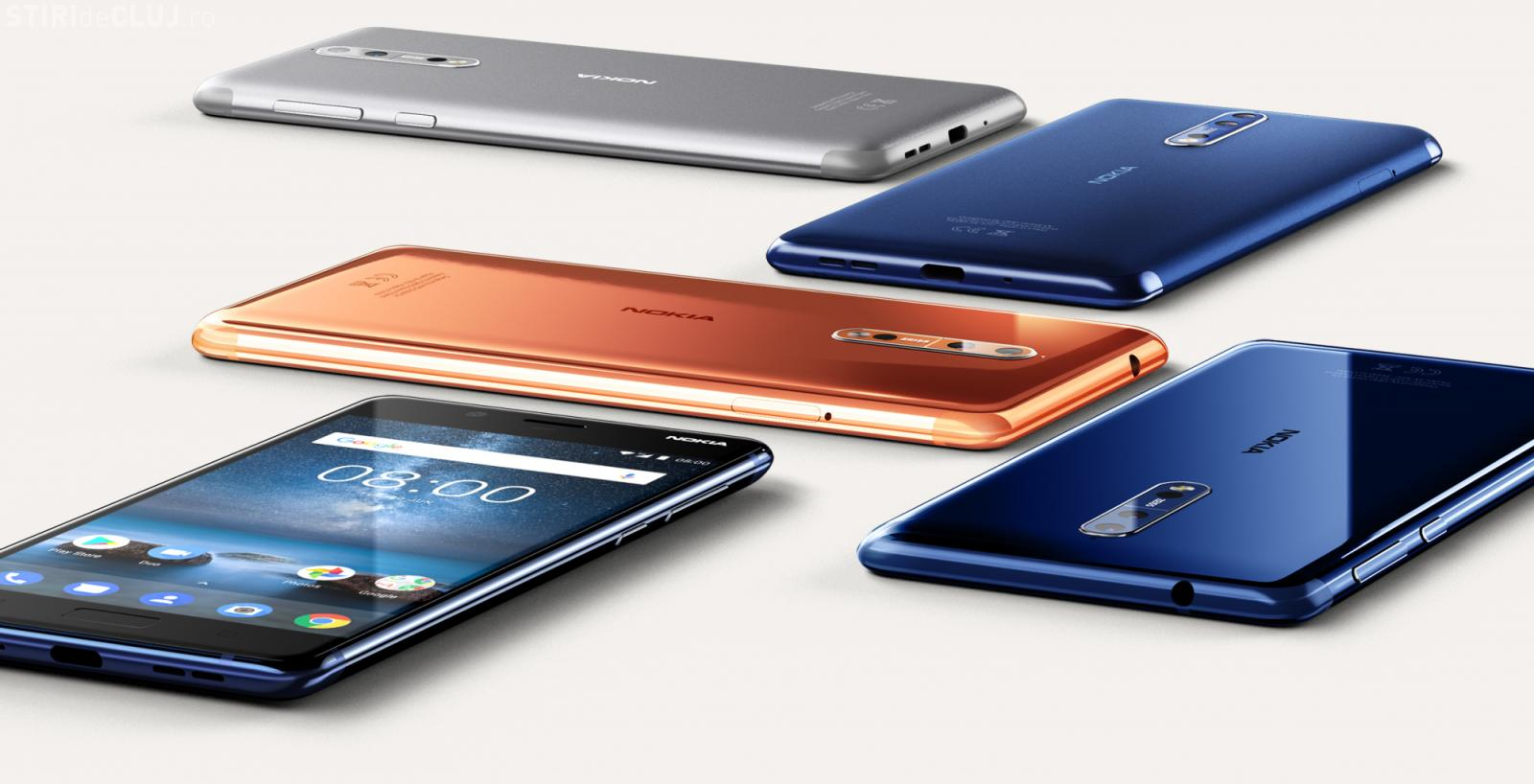 Nokia lansează primul flagship cu Android. Se bate cu Galaxy S8 la specificații