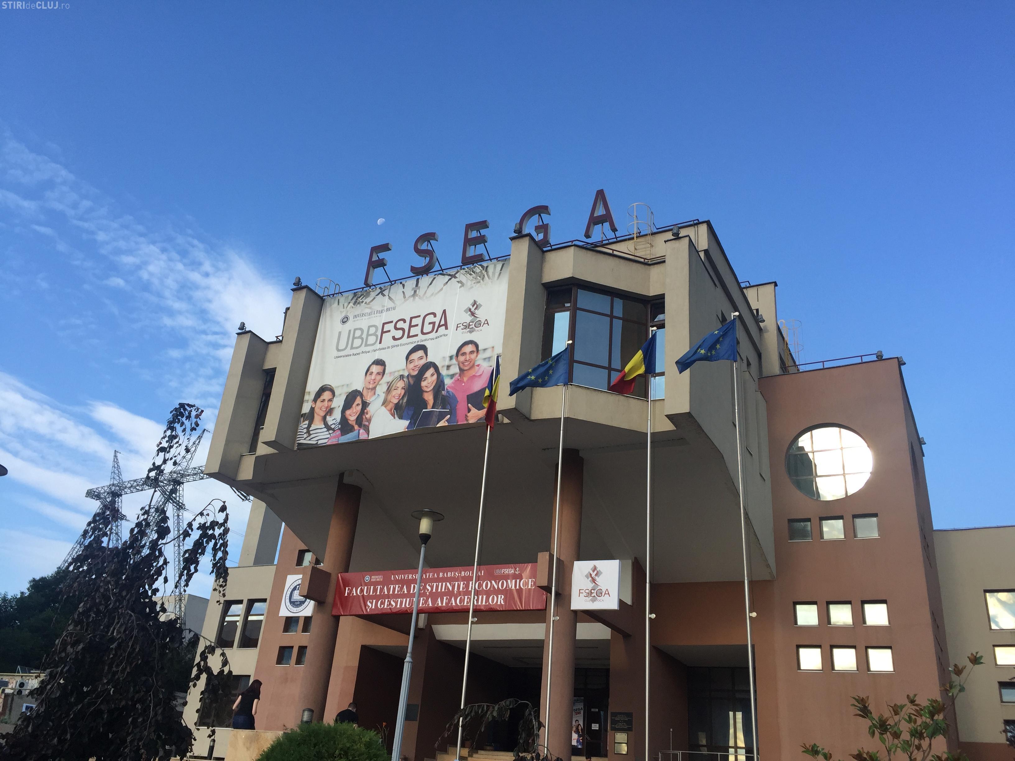 ADMITERE FSEGA Cluj. Înscriere la admitere cu numere de ordine monitorizate online