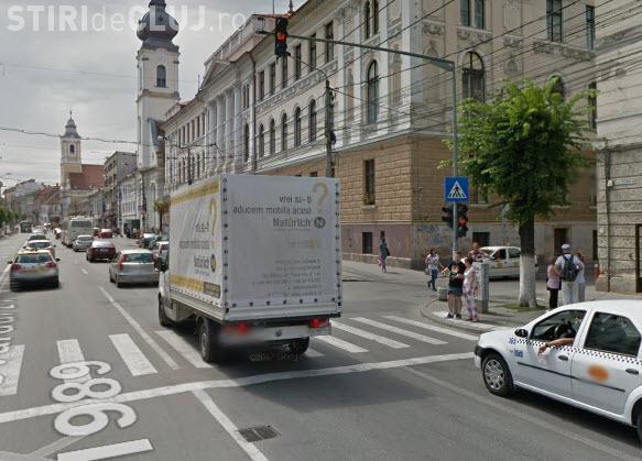 Cluj-Napoca: Sens unic de circulație pe strada Frederic Joliot Curie