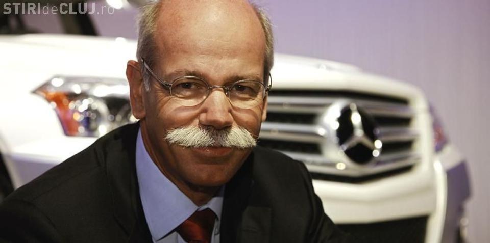 BOSS -ul de la Mercedes-Benz anunță falimentul industriei auto. Cum va arăta viitorul