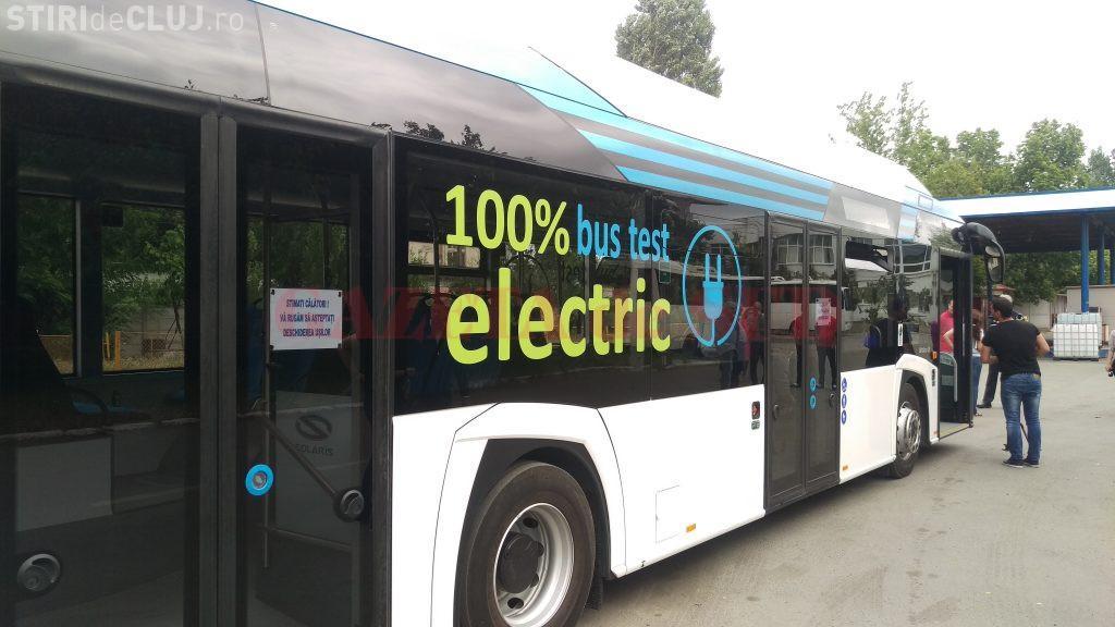Transport public mai atractiv și eficient! Se acortă 208 milioane lei pentru reducerea emisiilor de carbon în regiunea Nord-Vest (P)