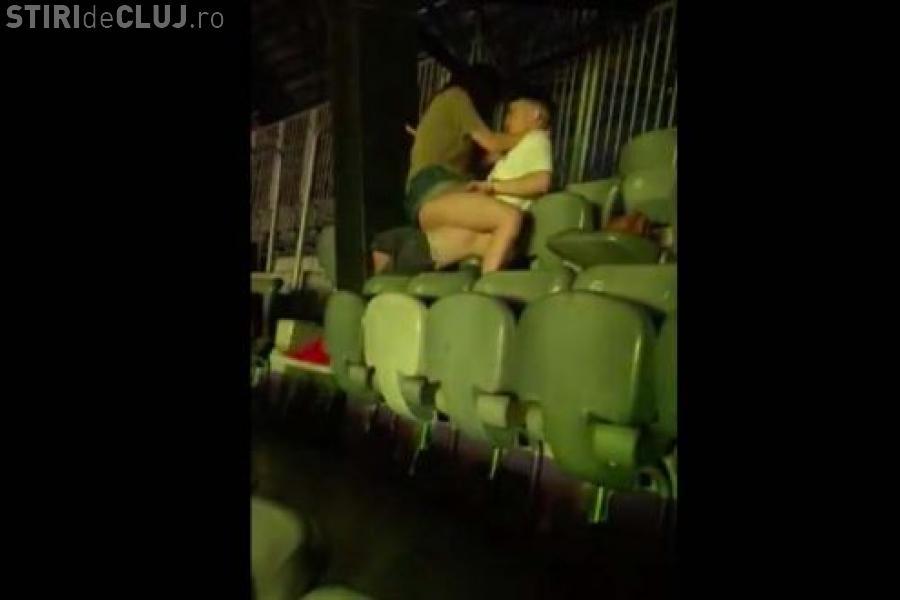 Sex la Untold Cluj! Doi tineri s-au încins prea tare - VIDEO