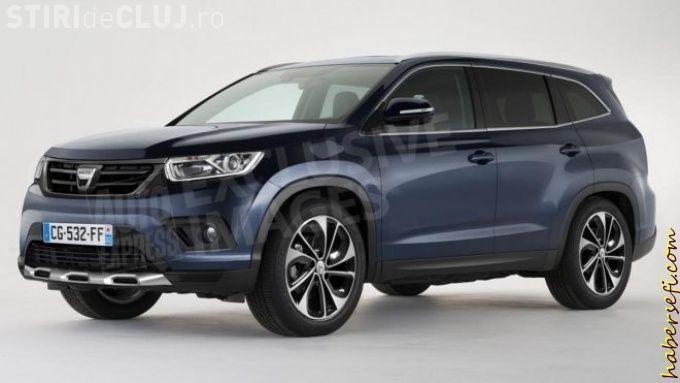 Cum va arăta noul Duster! E o premieră pentru Dacia - FOTO
