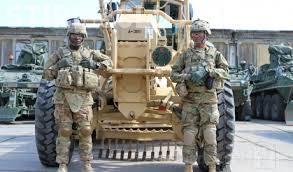 CLUJ: Aproximativ 1.000 de militari americani sosesc la baza aeriană de la Luna