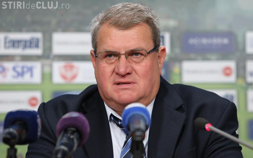CFR Cluj - FCSB - Iuliu Mureșan susține că e greșit să vorbim despre arbitri