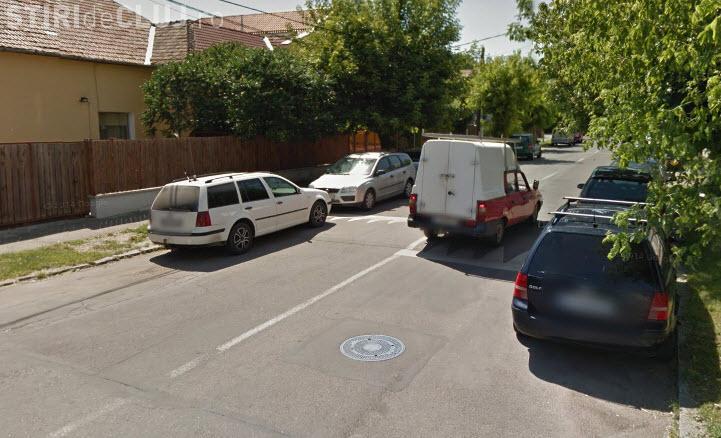Clujenii nu vor să parcheze mașinile în propriile curți: Și așa avem puțin spațiu verde