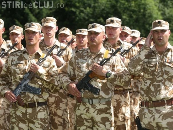 Trei militari români au fost răniți în Afganistan, în timpul unei misiuni