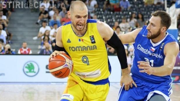 EuroBasket la Cluj: Din păcate România a pierdut meciul cu  Cehia