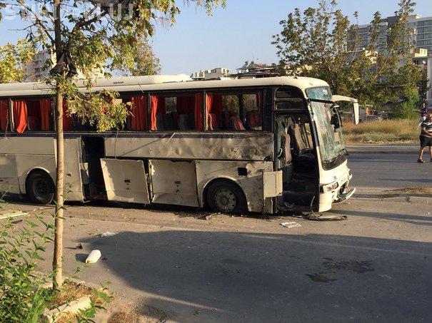 Explozie puternică în Izmir. O bombă a rănit mai multe persoane