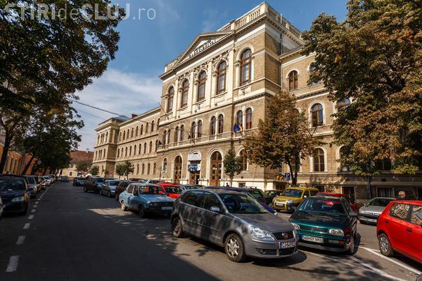 Boc susține că trebuie descurajat traficul inutil: Ce facem cu cele 20.000 de maşini pe care le aduc studenţii la Cluj?