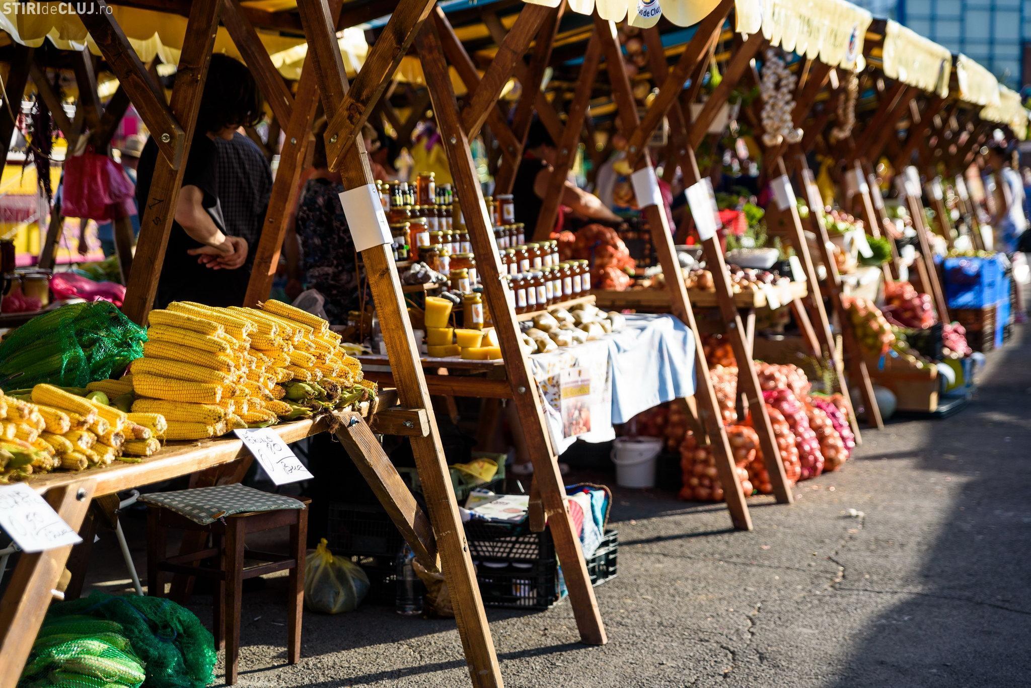 Zilele recoltei, la Cluj-Napoca, în acest weekend