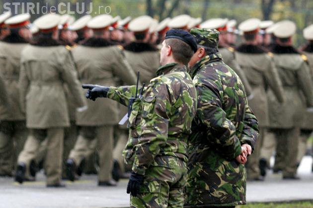 MApN nu poate plăti salariile militarilor