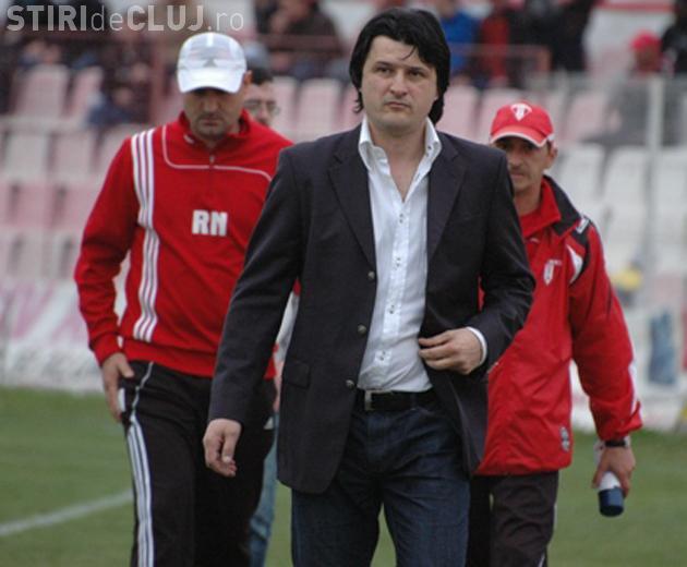 U Cluj negociază aducerea lui Adrian Falub ca antrenor