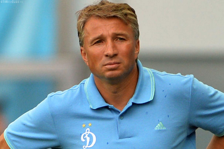 Ce salariu are Dan Petrescu la CFR Cluj