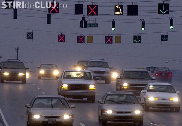 Florești: Benzile reversibile nu pot fi implementate! Semafoarele nu pot fi oprite la orele de vârf